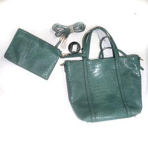 NWT Bag two piece set